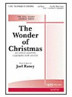 Wonder of Christmas, the (A Candle Lighting Ceremony For Advent) Sheet Music