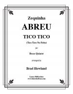 Tico Tico for Brass Quintet Sheet Music