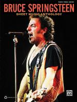 Bruce Springsteen -- Sheet Music Anthology Sheet Music