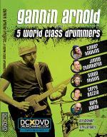 Gannin Arnold: 5 World Class Drummers Sheet Music