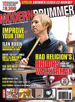 Modern Drummer Magazine - August 2011 Sheet Music
