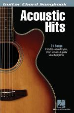Acoustic Hits Sheet Music