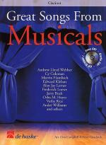 Great Songs From Musicals - Clarinet Sheet Music