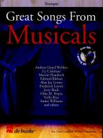 Great Songs From Musicals - Trumpet Sheet Music