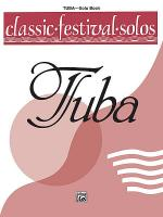 Classic Festival Solos (Tuba), Volume 1 Sheet Music