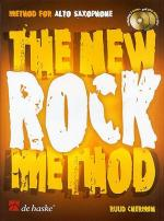 The New Rock Method: Alto Saxophone Sheet Music
