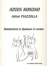 Adios Nonino Sheet Music