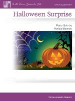 Halloween Surprise Sheet Music