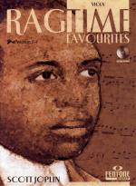 Ragtime Favourites: Scott Joplin - Viola Sheet Music