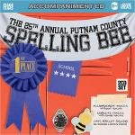The 25th Annual Putnam County Spelling Bee (accompaniment/karaoke CDG) Sheet Music