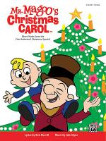Mister Magoo's Christmas Carol Sheet Music