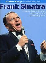 Audition Songs For Male Singers: Frank Sinatra Sheet Music