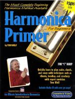 Harmonica Primer For Beginners (Book/CD) Sheet Music