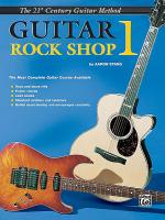 21st Century Guitar Rock Shop 1 Sheet Music