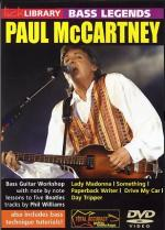 Lick Library: Bass Legends - Paul McCartney Sheet Music