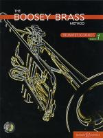 The Boosey Brass Method Trumpet/Cornet - Book 1 Sheet Music