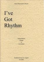 I Got Rhythm (String Quartet) - Parts Sheet Music