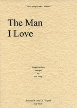 The Man I Love (String Quartet) - Parts Sheet Music