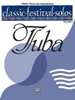 Classic Festival Solos (Tuba), Volume 2 Sheet Music