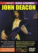 Lick Library: Bass Legends - John Deacon Sheet Music
