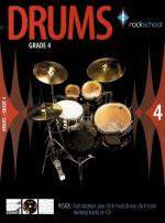 Rockschool Drums - Grade 4 (2006-2012) Sheet Music