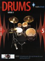 Rockschool Drums - Grade 5 (2006-2012) Sheet Music