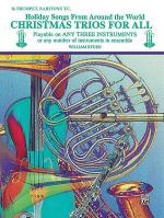 Christmas Trios For All (Bb Trumpet, Baritone T.C.) Sheet Music