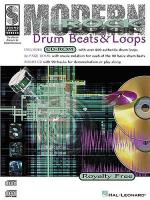 Modern Rock Drum Beats and Loops Sheet Music