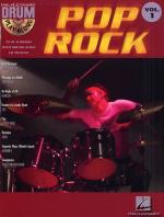 Drum Play-Along Volume 1: Pop Rock Sheet Music