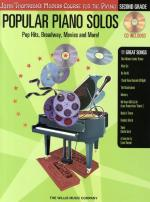 Popular Piano Solos: 2nd Grade - Pop Hits, Broadway, Movies And More! Sheet Music