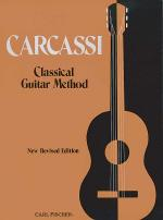 Classical Guitar Method Sheet Music