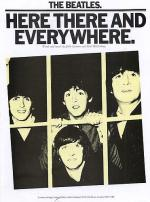 The Beatles: Here There And Everywhere Sheet Music