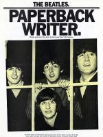 The Beatles: Paperback writer Sheet Music