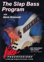 Alexis Sklarevski: The Slap Bass Program Sheet Music