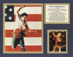 Bio Art: Bruce Springsteen Sheet Music