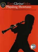 Solo Debut: Playalong Showtunes - Easy Clarinet Solos Sheet Music