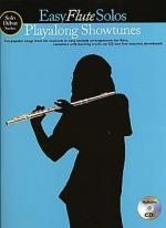 Solo Debut: Playalong Showtunes - Easy Flute Solos Sheet Music