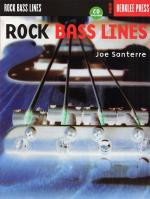 Rock Bass Lines Sheet Music