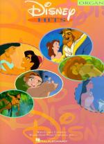 Disney Hits For Organ Sheet Music