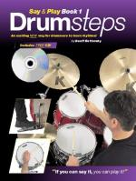 Drumsteps: Say and Play Book 1 Sheet Music