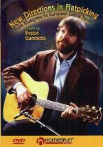 Beppe Gambetta: New Directions In Flatpicking Sheet Music
