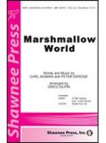 Marshmallow World Sheet Music