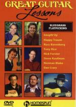 Great Guitar Lessons: Bluegrass Flatpicking Sheet Music