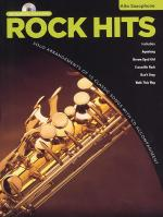 Rock Hits Instrumental Playalong: Alto Saxophone Sheet Music