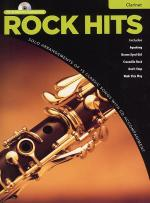 Rock Hits Instrumental Playalong: Clarinet Sheet Music