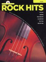 Rock Hits Instrumental Playalong: Violin Sheet Music