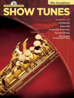Hal Leonard Instrumental Play-Along: Show Tunes (Alto Saxophone) Sheet Music