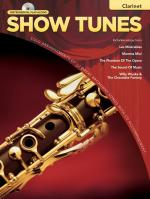 Hal Leonard Instrumental Play-Along: Show Tunes (Clarinet) Sheet Music