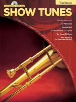 Hal Leonard Instrumental Play-Along: Show Tunes (Trombone) Sheet Music