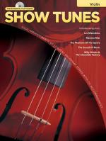 Hal Leonard Instrumental Play-Along: Show Tunes (Violin) Sheet Music